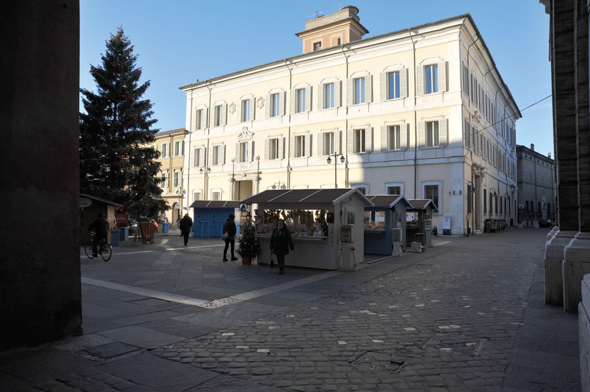 Piazza del Popolo, Natale 06