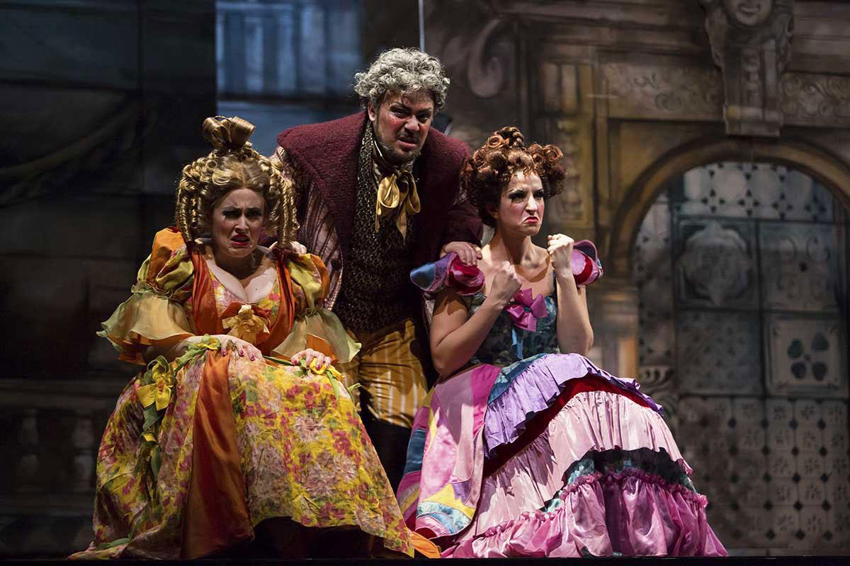 Cenerentola Rossini Teatro Alighieri