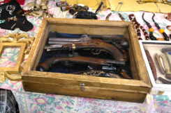 Le armi esposte a Faenza