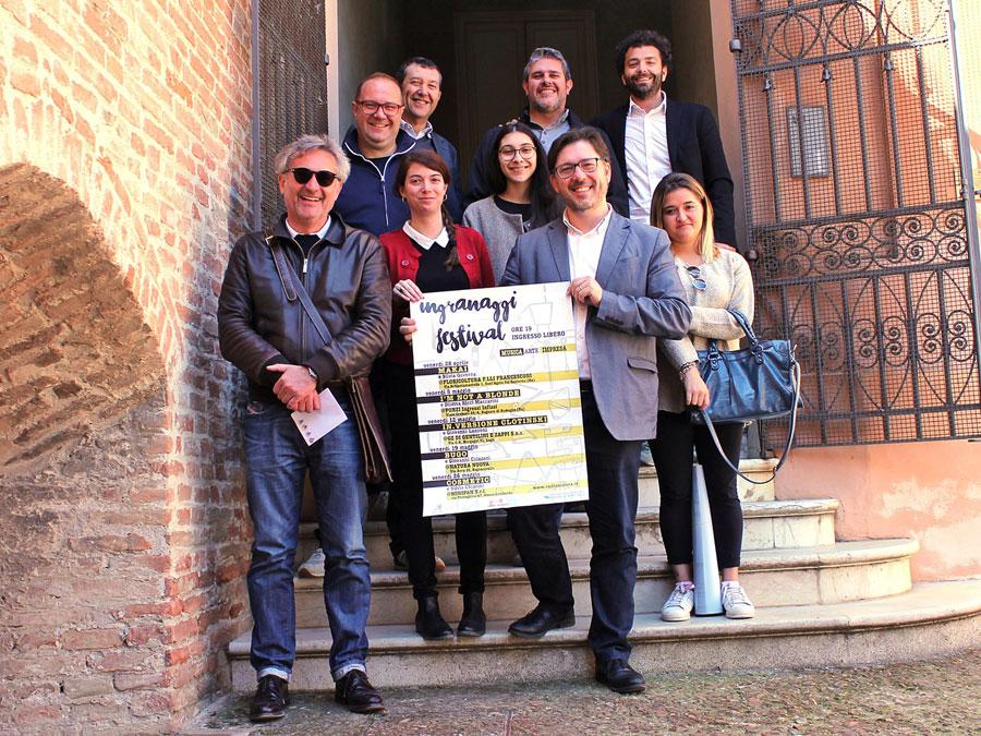 Conferenza Stampa Ingranaggi Musicali, 20 Aprile 2017