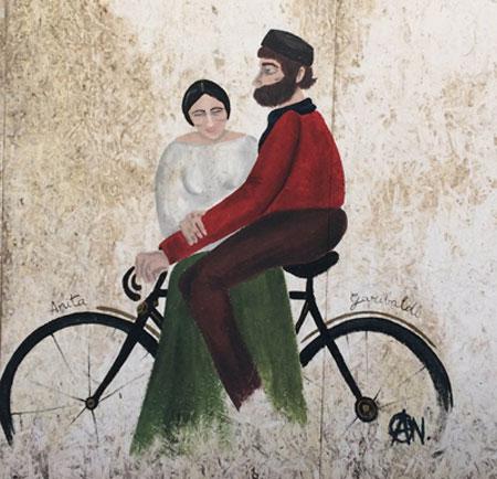 Garibaldi In Bici