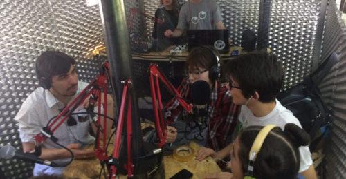 Startkube Radioimmaginaria