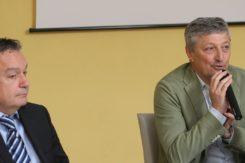 RAVENNA 31/05/16. VOLLEY PALLAVOLO. MARCO BONITTA PRESENTA IL PROGETTO PORTO ROBUR COSTA OLIMPIA