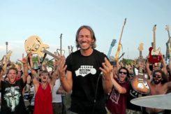 Foo Fighters Cesena Rockin 1000