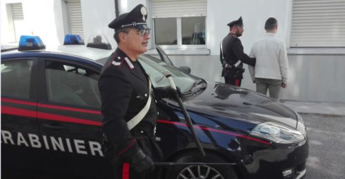 I carabinieri di Cervia
