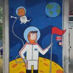 astronauta pasi