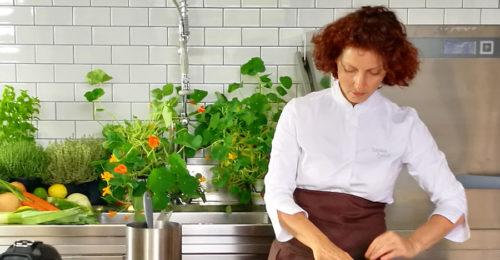 Daniela Cicioni Chef Vegana