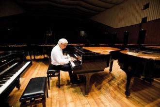 Il Pianista Daniele Lombardi