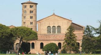 Basilica Di Sant Apollinare In Classe Esterno