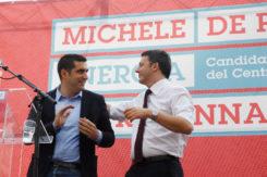 03–06 2016 Ravenna , Renzi A Ravenna E Protesta