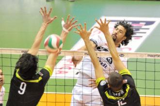 Yoga Volley FORLI V Roma