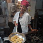 Lo show cooking di Flaminia Bolzan