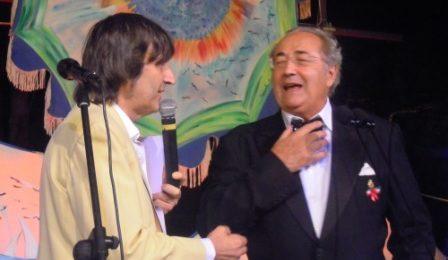Daniele Perini E Il Maestro Giuliano Ansalone