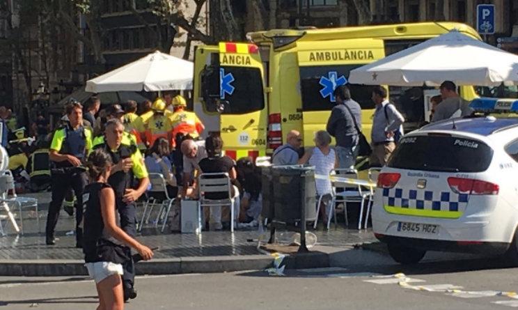 Barcellona Attacco Terroristico