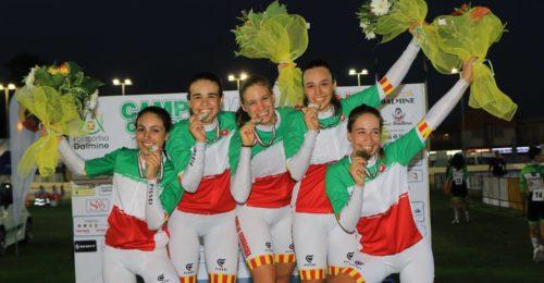 Sofia Collinelli Oro Squadre