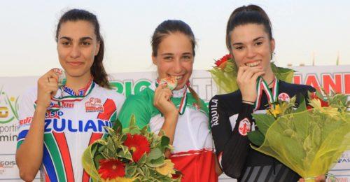 Sofia Collinelli Tricolori Allievi1