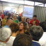 Maria Elena Boschi alla festa dell'Unità di Ravenna