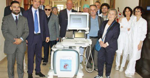 Consegna Del Nuovo Ecografo, Ospedale Di Lugo, 26 Settembre 2017(1)