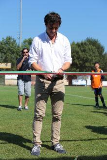 Il Taglio Del Nastro Sul Ravenna Top Cup