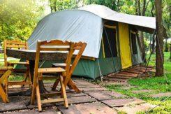 Campeggio Tenda Tavola 04