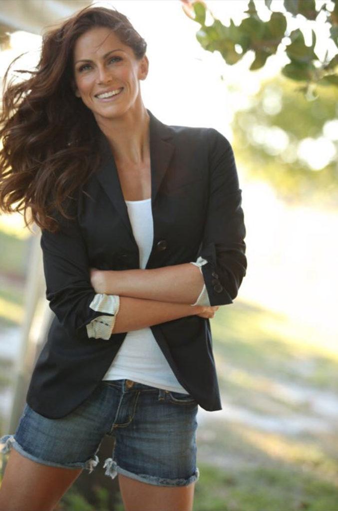 Jenny Fletcher Modella 1