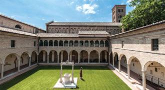 Museo Dantesco Antichi Chiostri Francescani Chiostro