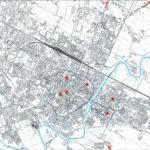 Map, localizzazione opere