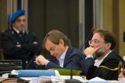 Matteo Cagnoni in aula