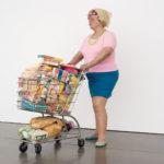Duane Hanson, Supermarket Lady