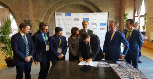 Firma Accordo Venezia