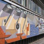 Alessandria, Mosaici Di Gino Severini Palazzo Delle Poste