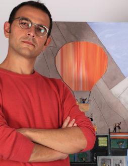 Ritratto Luca Per Particleo