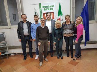 PD Faenza 2017 Randi Collina Segretari Di Circolo