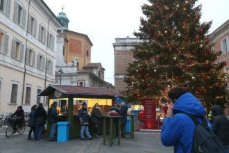 Albero Natale Ravenna 2016