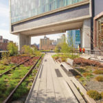 High Line Public Park, New York