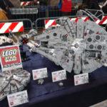 Lego esposti all'Almagià