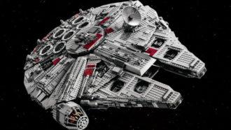 Millennium Falcon 1280