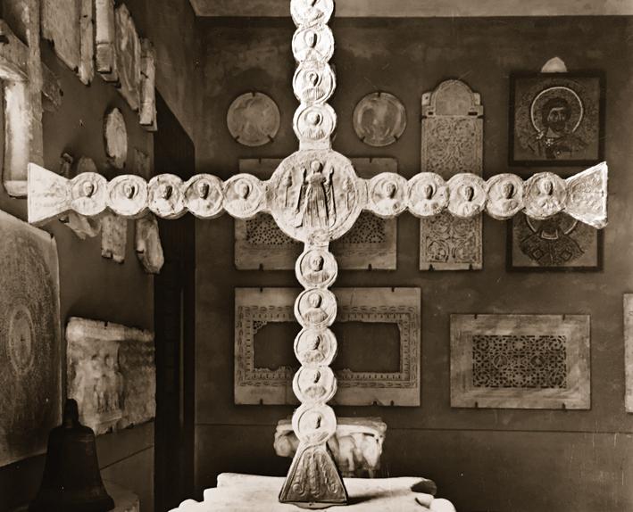Museo Arcivescovile Croce Vescovo Agnello