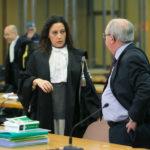 La pubblica accusa del processo a Matteo Cagnoni: il pm Cristina D'Aniello e il procuratore capo Alessandro Mancini