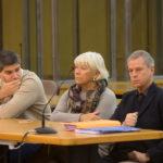 La madre e il fratello di Giulia Ballestri in tribunale