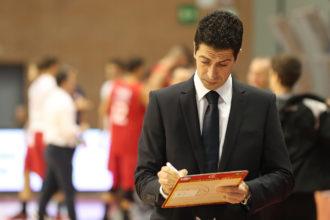RAVENNA 22/10/2017. LNP Serie A2 Quarta Giornata OraSì Basket Ravenna VS Andrea Costa Imola