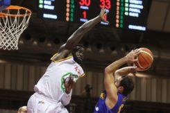RAVENNA 10/12/2017. LNP Serie A2 Undicesima Giornata OraSì Basket Ravenna VS XL Extralight Montegranaro