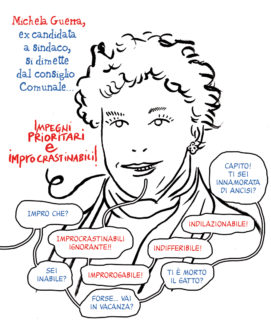 Costantini Michela Guerra