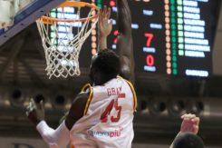 RAVENNA 07/01/2018. LNP Serie A2 Quindicesima Giornata OraSì Basket Ravenna VSTermofrangia Jesi.