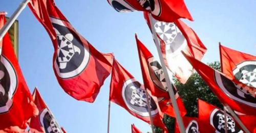 bandiere casa pound