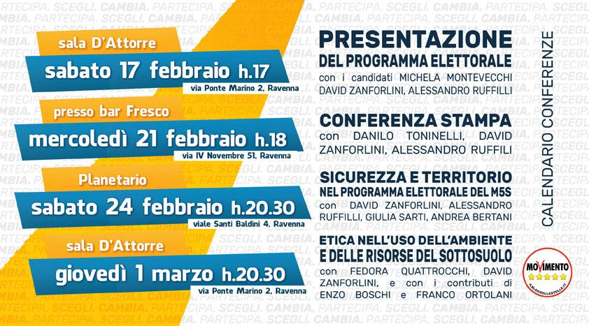 Calendario Eventi Ravenna