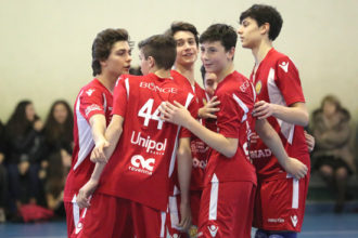 VOLLEY PALLAVOLO BOY LEAGUE. BUNGE RAVENNA UNDER 14.