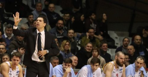 Coach Antimo Martino Vetri