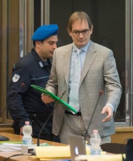 RAVENNA 20/04/18. PROCESSO CAGNONI Processo Cagnoni Per L' Omicidio Di Giulia Ballestri
