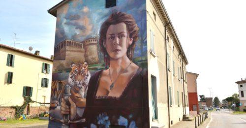 Murale Bagnara di Romagna
